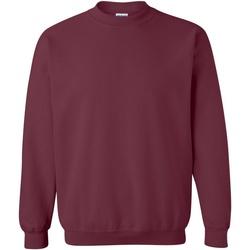 textil Sweatshirts Gildan 18000 Maroon