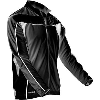textil Herre Sportsjakker Spiro S255M Black/ White