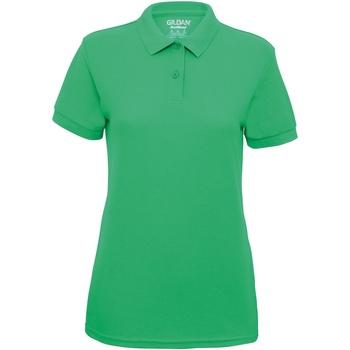 textil Dame Polo-t-shirts m. korte ærmer Gildan 75800L Irish Green