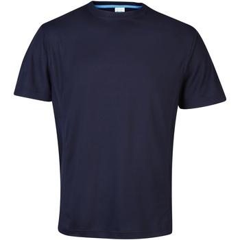 textil Herre T-shirts m. korte ærmer Awdis JC011 French Navy