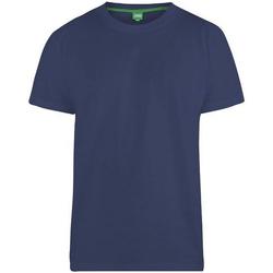 textil Herre T-shirts m. korte ærmer Duke  Navy