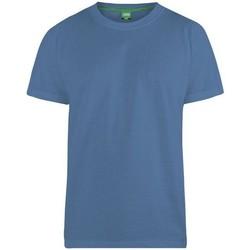 textil Herre T-shirts m. korte ærmer Duke  Teal