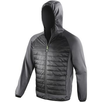 textil Herre Vindjakker Spiro  Black/Charcoal