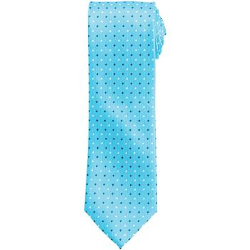 textil Herre Slips og accessories Premier Squares Turquoise