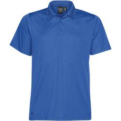 textil Herre Polo-t-shirts m. korte ærmer Stormtech PG-1 Azure Blue