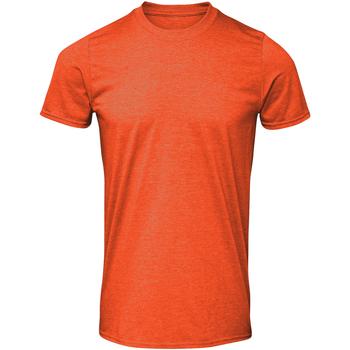 textil Herre T-shirts m. korte ærmer Gildan GD01 Orange
