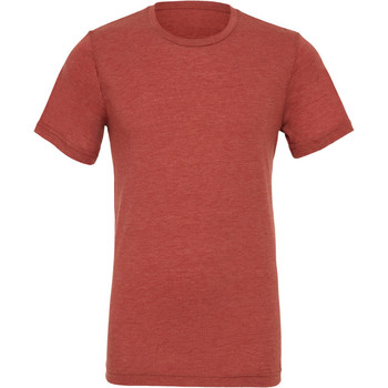textil Herre T-shirts m. korte ærmer Bella + Canvas CA3413 Clay Triblend