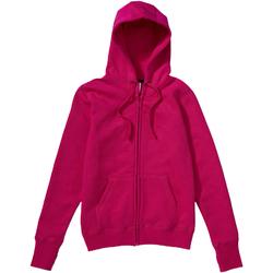 textil Dame Sweatshirts Sg SG28F Dark Pink