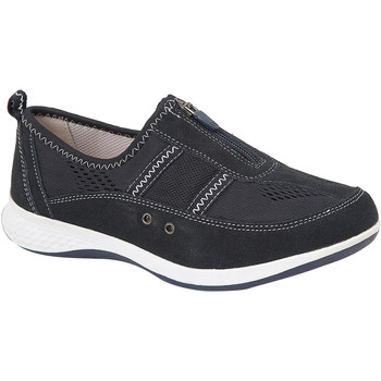 Sko Dame Lave sneakers Boulevard  Navy