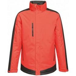 textil Herre Jakker Regatta RG421 Classic Red/Black