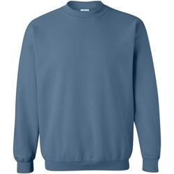 textil Sweatshirts Gildan 18000 Indigo Blue