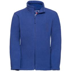 textil Børn Fleecetrøjer Jerzees Schoolgear 8700B Bright Royal