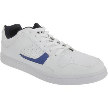 Sko Herre Lave sneakers Dek Euston White/Navy Blue