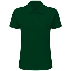 textil Dame Polo-t-shirts m. korte ærmer Sg SG50F Bottle Green