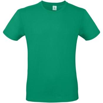 textil Herre T-shirts m. korte ærmer B And C TU01T Kelly Green
