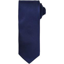 textil Herre Slips og accessories Premier Waffle Navy