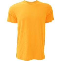 textil Herre T-shirts m. korte ærmer Bella + Canvas CA3001 Yellow