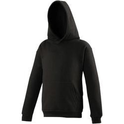 textil Børn Sweatshirts Awdis JH01J Jet Black