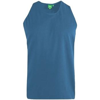 textil Herre Toppe / T-shirts uden ærmer Duke  Teal