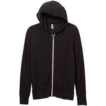 textil Herre Sweatshirts Alternative Apparel AT002 Eco True Black