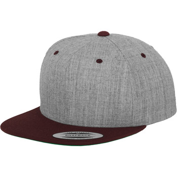 Accessories Kasketter Yupoong  Heather/ Maroon
