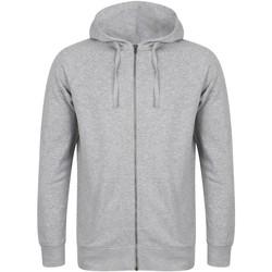 textil Sweatshirts Skinni Fit SF526 Heather Grey