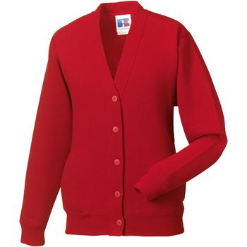 textil Børn Veste / Cardigans Jerzees Schoolgear 273B Classic Red