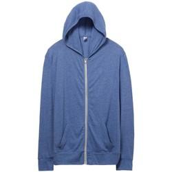 textil Herre Sweatshirts Alternative Apparel AT002 Eco Pacific Blue
