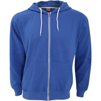 textil Herre Sweatshirts Fdm TZ001 Royal