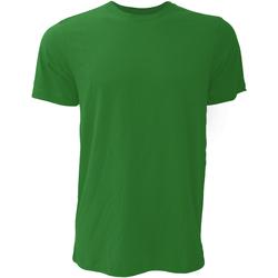 textil Herre T-shirts m. korte ærmer Bella + Canvas CA3001 Forest Green