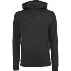 textil Herre Sweatshirts Build Your Brand BY011 Black
