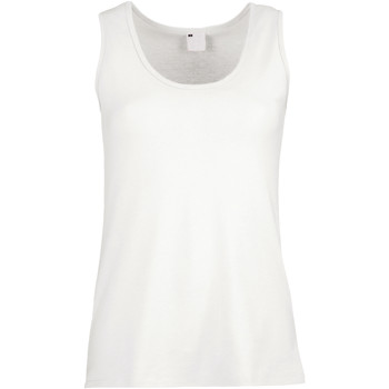 textil Dame Toppe / T-shirts uden ærmer Universal Textiles Fitted Snow