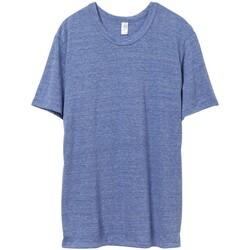 textil Herre T-shirts m. korte ærmer Alternative Apparel AT001 Eco Pacific Blue