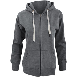 textil Dame Sweatshirts Mantis M84 Heather Grey Melange