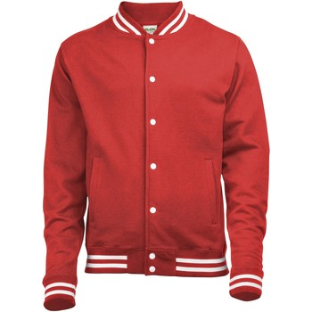 textil Herre Jakker Awdis JH041 Fire Red