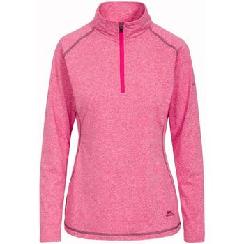 textil Dame Fleecetrøjer Trespass Zirma Pink Lady Marl