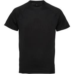 textil Herre T-shirts m. korte ærmer Tridri TR011 Black