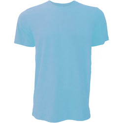 textil Herre T-shirts m. korte ærmer Bella + Canvas CA3001 Heather Mint