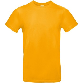 textil Herre T-shirts m. korte ærmer B And C TU03T Apricot