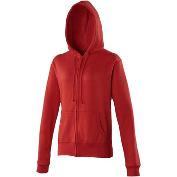 textil Dame Sweatshirts Awdis JH055 Fire Red