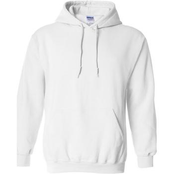 textil Sweatshirts Gildan 18500 White