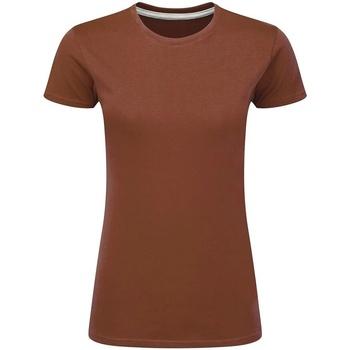 textil Dame T-shirts m. korte ærmer Sg Perfect Picante