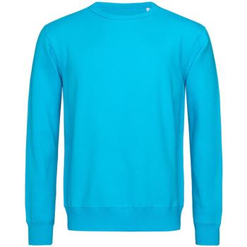 textil Herre Sweatshirts Stedman Active Hawaii Blue
