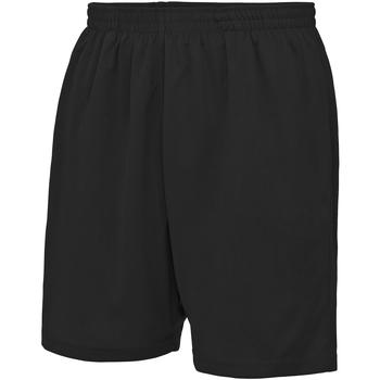 textil Herre Shorts Just Cool JC080 Jet Black