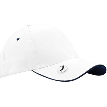 Accessories Kasketter Beechfield B185 White/French Navy
