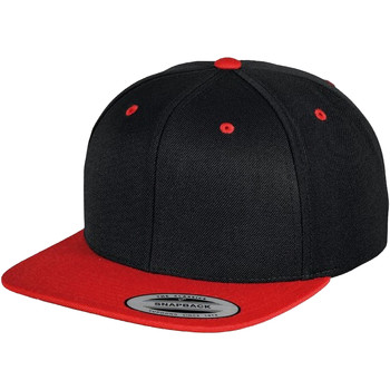 Accessories Kasketter Yupoong  Black/ Red