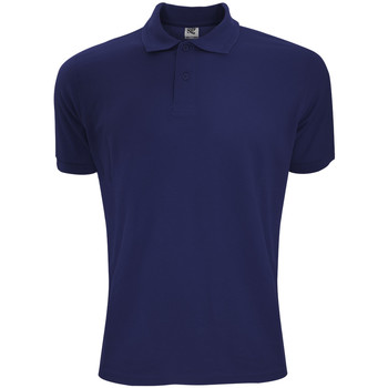 textil Herre Polo-t-shirts m. korte ærmer Sg Polycotton Navy Blue