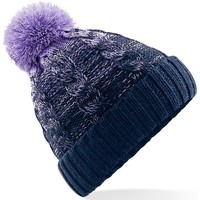 Accessories Huer Beechfield B459 Lavender/French Navy
