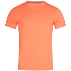 textil Herre T-shirts m. korte ærmer Stedman Stars  Salmon Pink