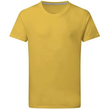 textil Herre T-shirts m. korte ærmer Sg Perfect Sunflower